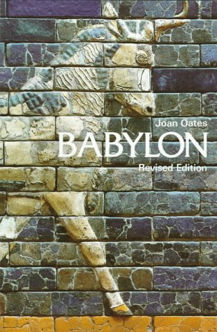 Babylon   1986 9780500273845 Front Cover