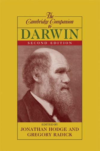 Darwin  2nd 2009 edition cover