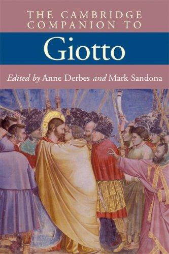 Cambridge Companion to Giotto   2004 9780521779845 Front Cover