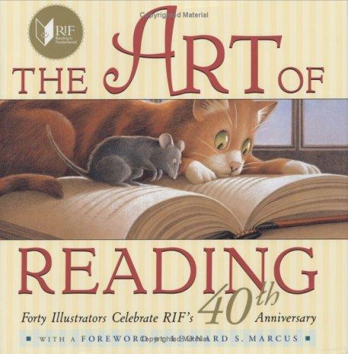 Art of Reading  40th 2005 9780525474845 Front Cover