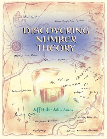 Discovering Number Theory   2001 9780716742845 Front Cover