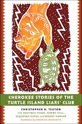 Cherokee Stories of the Turtle Island Liars' Club   2012 edition cover
