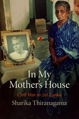 In My Mother's House Civil War in Sri Lanka  2011 edition cover