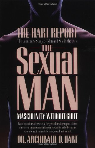 Sexual Man   1995 9780849936845 Front Cover