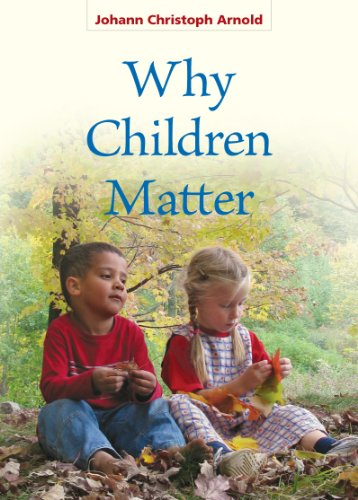 Why Children Matter   2012 9780874868845 Front Cover