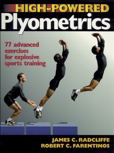 High-Powered Plyometrics  2nd 1999 edition cover