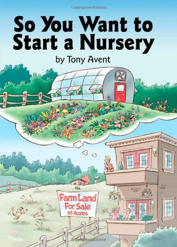 So You Want to Start a Nursery   2003 edition cover