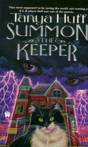 Summon the Keeper   1998 9780886777845 Front Cover