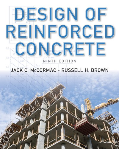 Design of Reinforced Concrete  9th 2014 9781118129845 Front Cover