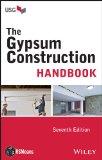 Gypsum Construction Handbook  7th 2014 edition cover