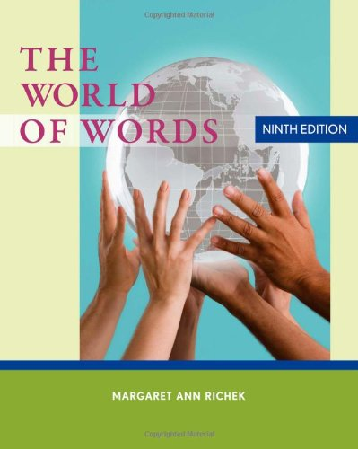 World of Words  9th 2014 edition cover