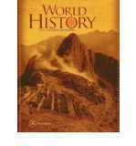 World History with Student Activities: Grade 10 3rd 2010 edition cover