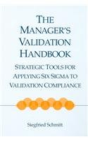 The Manager's Validation Handbook  2005 edition cover