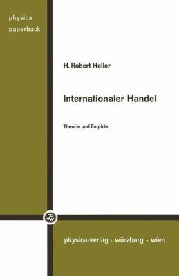 Internationaler Handel   1975 9783790800845 Front Cover