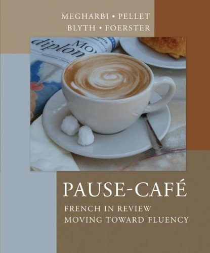 Pause-Caf�   2009 (Student Manual, Study Guide, etc.) edition cover