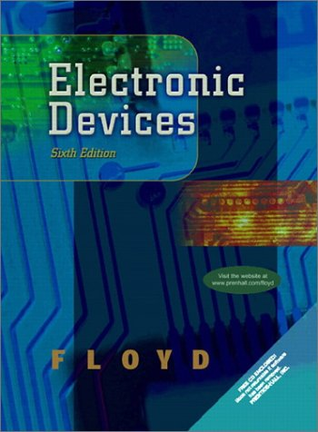 Electronic Devices (Conventional Flow Version)  6th 2002 edition cover