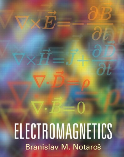 Electromagnetics   2011 edition cover