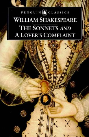 Sonnets A Lover's Complaint  1999 edition cover