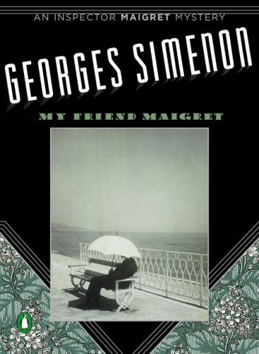 My Friend Maigret   2008 edition cover
