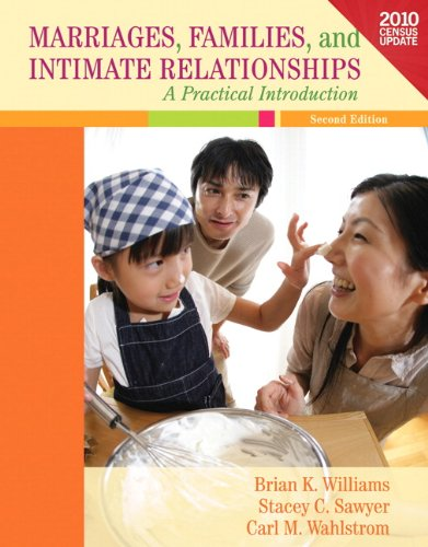 Marriages, Families, and Intimate Relationships Census Update  2nd 2012 (Revised) edition cover