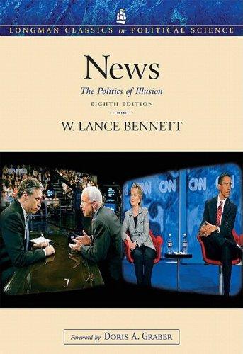 News The Politics of Illusion 8th 2009 edition cover