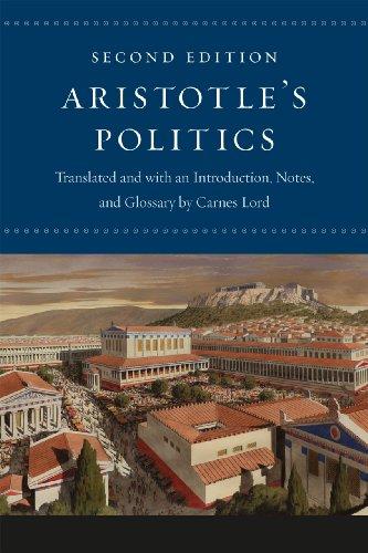 Aristotle's Politics  2nd 2013 edition cover