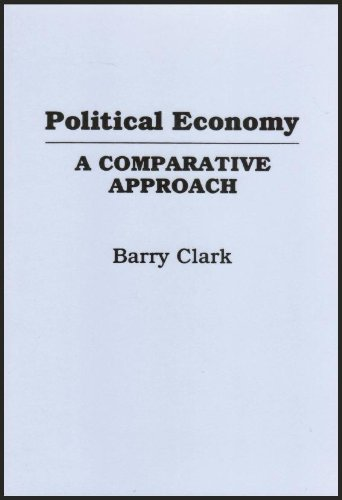 Political Economy A Comparative Economy  1991 9780275936846 Front Cover
