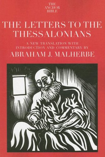 Letters to the Thessalonians   2007 edition cover