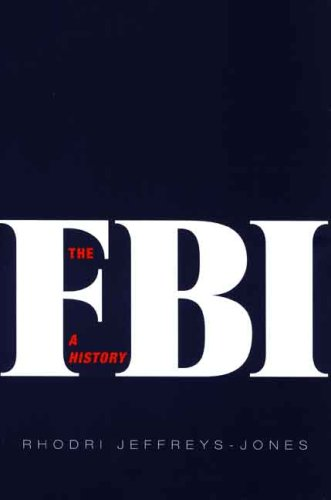 FBI A History  2008 edition cover