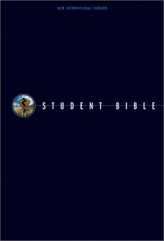 Niv Student Bible Rev   2002 (Revised) edition cover