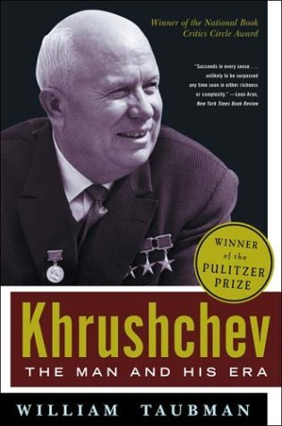 Khrushchev The Man and His Era  2004 edition cover