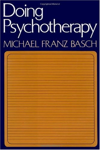 Doing Psychotherapy  N/A edition cover