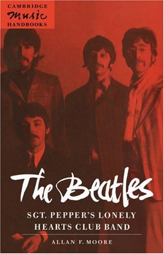 Beatles Sgt. Pepper's Lonely Hearts Club Band  1997 edition cover