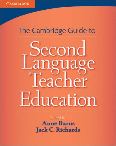 Cambridge Guide to Second Language Teacher Education   2009 edition cover