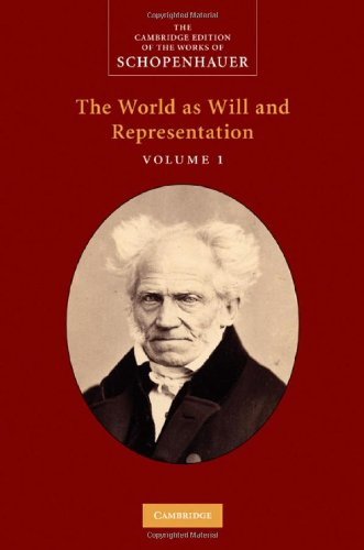World as Will and Representation   2010 9780521871846 Front Cover