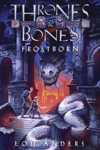 Frostborn:   2014 9780553395846 Front Cover