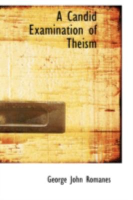 Candid Examination of Theism  2008 edition cover