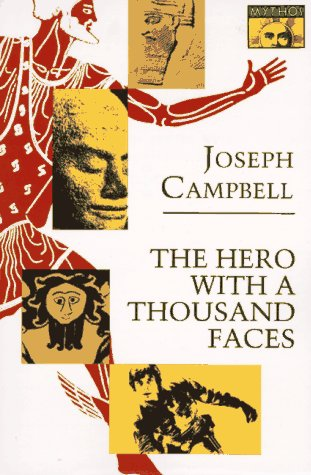 Hero with a Thousand Faces  2nd 1972 (Revised) edition cover