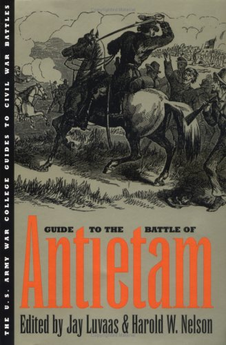 Guide to the Battle of Antietam   1996 edition cover