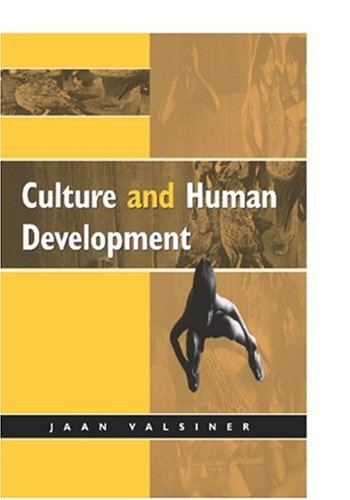 Culture and Human Development   2000 edition cover