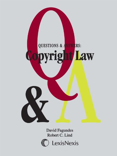 Questions and Answers Copyright Law  2010 edition cover
