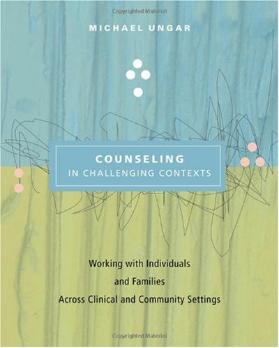 Counseling in Challenging Contexts   2011 edition cover