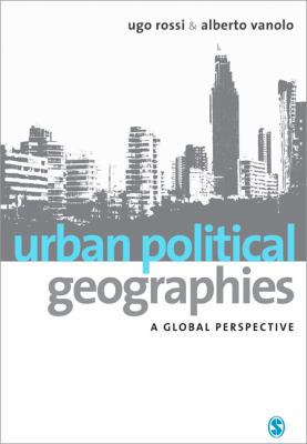 Urban Political Geographies A Global Perspective  2012 edition cover