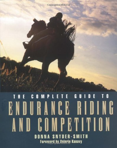 Complete Guide to Endurance Riding and Competition   1998 9780876052846 Front Cover