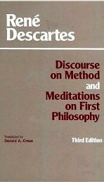 Discourse on Method and Meditations on First Philosophy  N/A 9780915144846 Front Cover