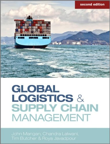Global Logistics and Supply Chain Management  3rd 2011 edition cover