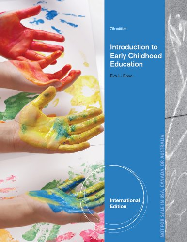 Introduction to Early Childhood Education  7th 2014 edition cover