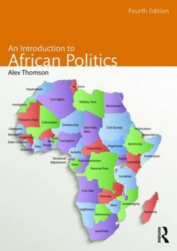 Introduction to African Politics  4th 2016 (Revised) 9781138782846 Front Cover