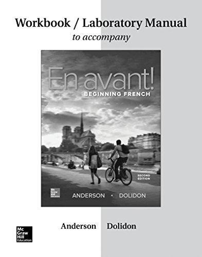 En Avant:   2015 edition cover