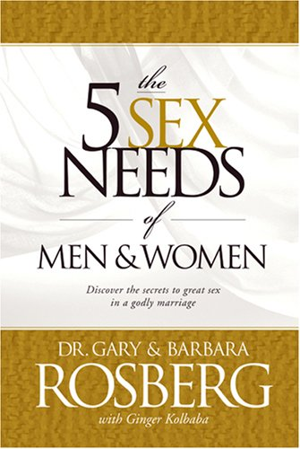5 Sex Needs of Men and Women   2007 (Unabridged) edition cover